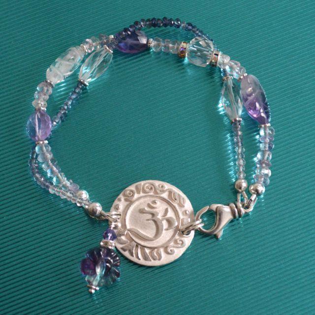 Om Bracelet sterling Silver 2014