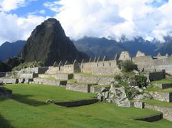 Machu Pichu with Wayna Picchu