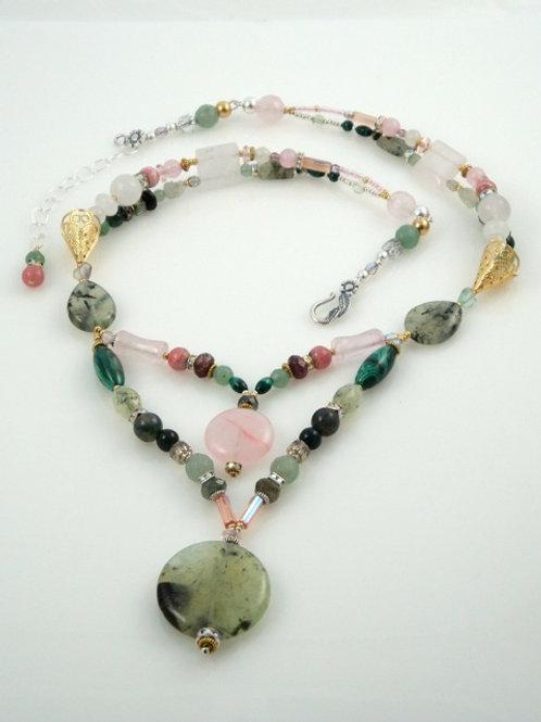 Heart Chakra Necklace X