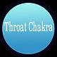 Throat Chakra design