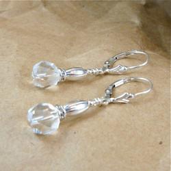 Small Crown earrings