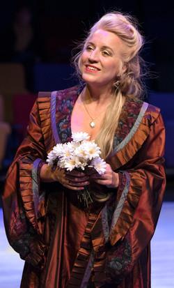 Kristie Dale Sanders as Desiree in A Little Night Music