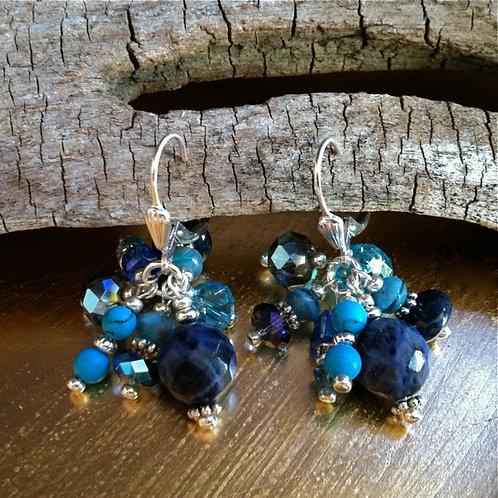 Dark Blue Beauties