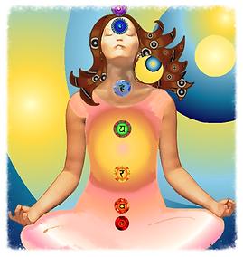 Chakra Mediations