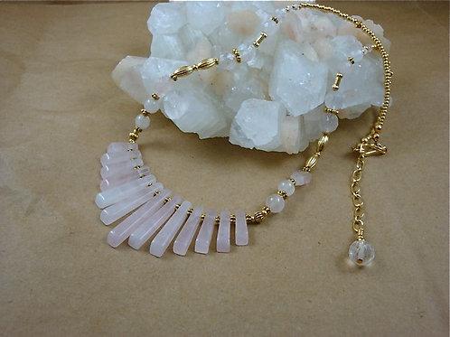 Heart Chakra Necklace C