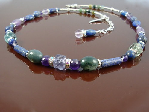 Brow Chakra Necklace A