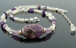 Crown Chakra Necklace A