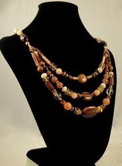 Solar Plexus Large Necklace