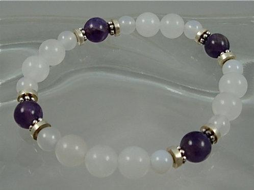 Crown Chakra Bracelet B