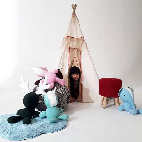 Os brinquedos e o faz de conta: estímulos à criatividade