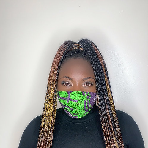 Juba Face Mask