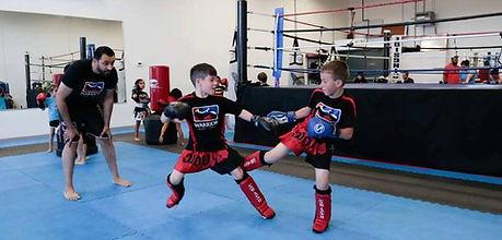 toronto warrior muay thai fitness gym weightloss kickboxing mma scarborough