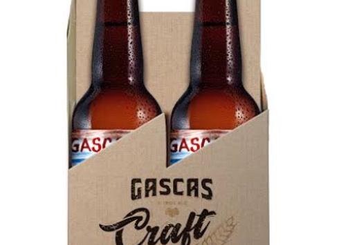 Gascas pack 4 botellas