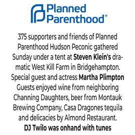 PLANNED PARENTHOOD + DJ TWILO