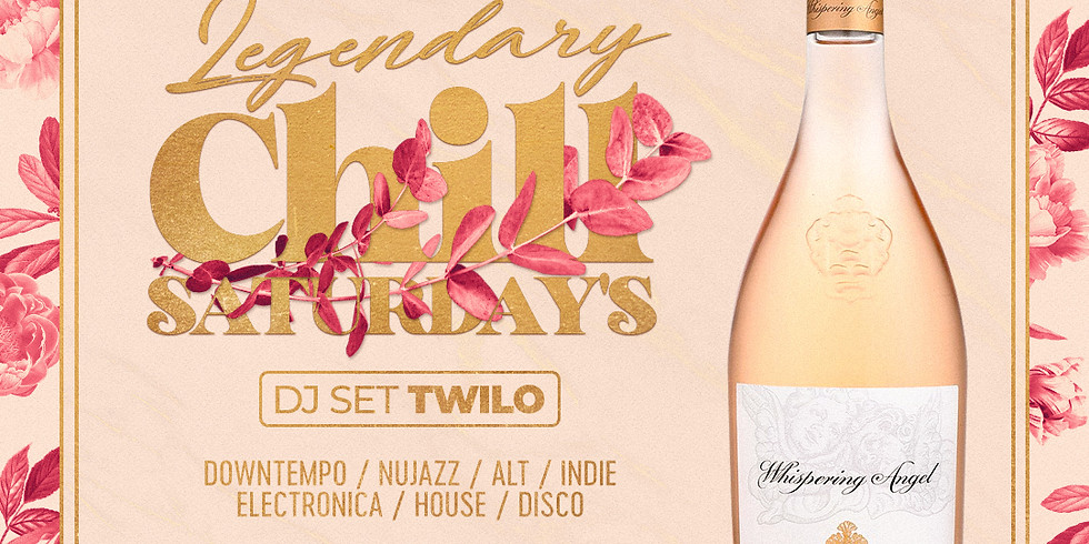 ToppingRose House Presents Legendary Chill Saturday's