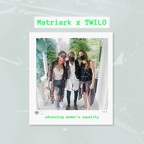 DJ TWILO-MATRIARK