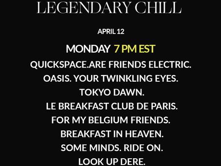 Legendary Chill | DJ SET VI | Electronica. Downtempo