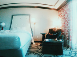 writing a new song about hotel sheets