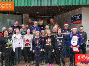 Merry Christmas from all at TDC