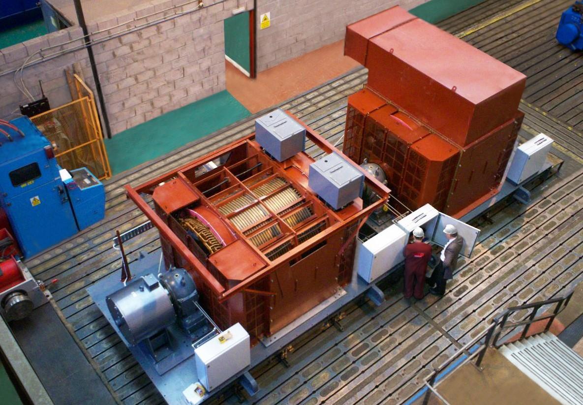 Parsons Peebles Motor