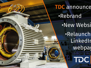 TDC announces new website and rebrand