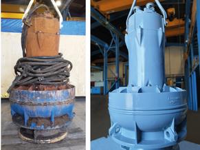 Submersible Pump Repair & Refurbishment