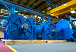 2200kW Marine Pump Motor Overhaul