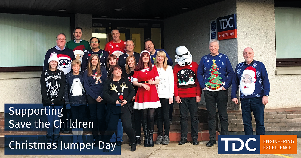TDC Christmas Jumper Day
