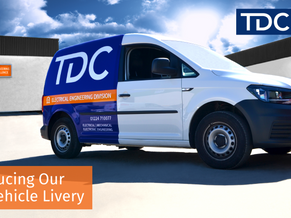 Introducing Our New Vehicle Livery