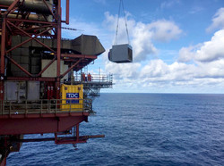 In-Situ Offshore HV Generator