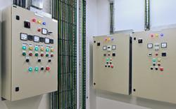 Safe Area Electrical Control Panel