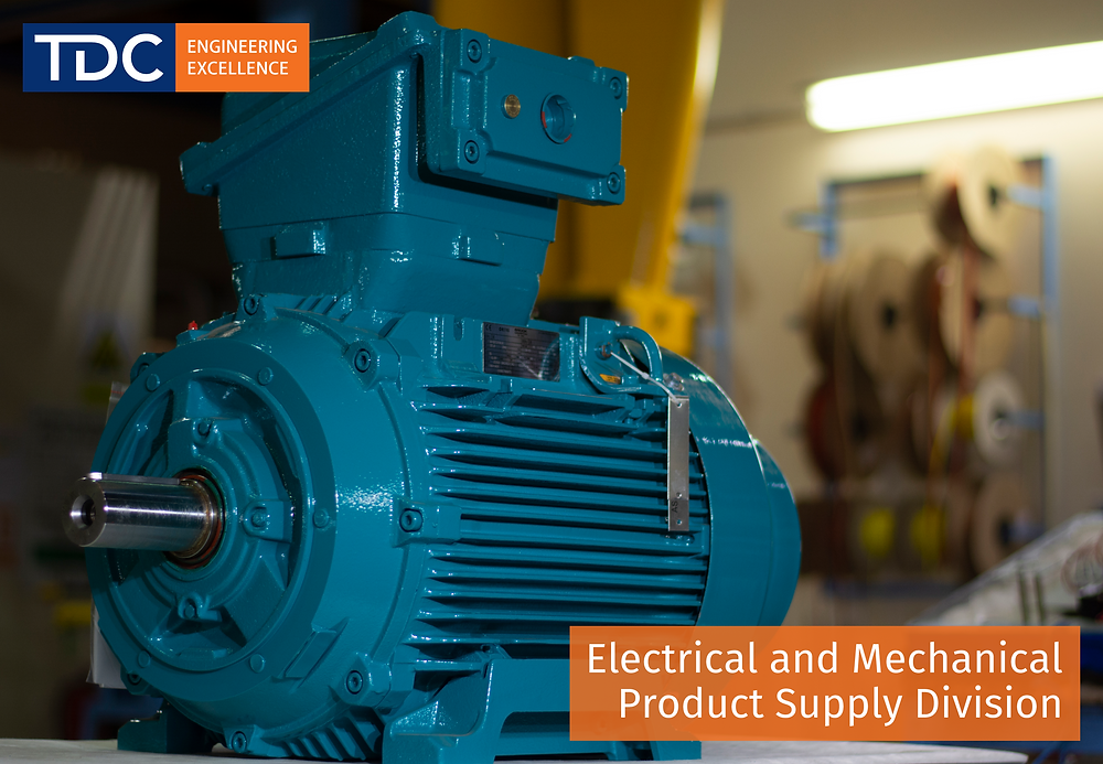 Electrical and Mechanical Product Supply Division