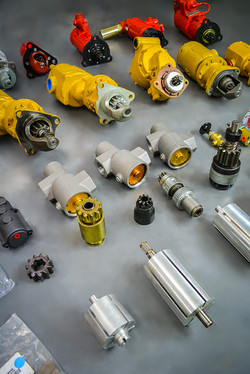 Air Starter and Spares (3)