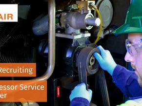 NEW VACANCY - FOX AIR Division - Compressor Service Engineer