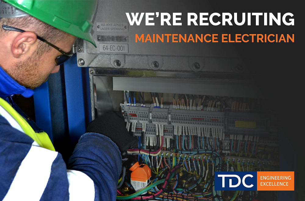 Hiring - Maintenance Electrician