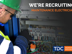 Vacancy for Maintenance Electrician