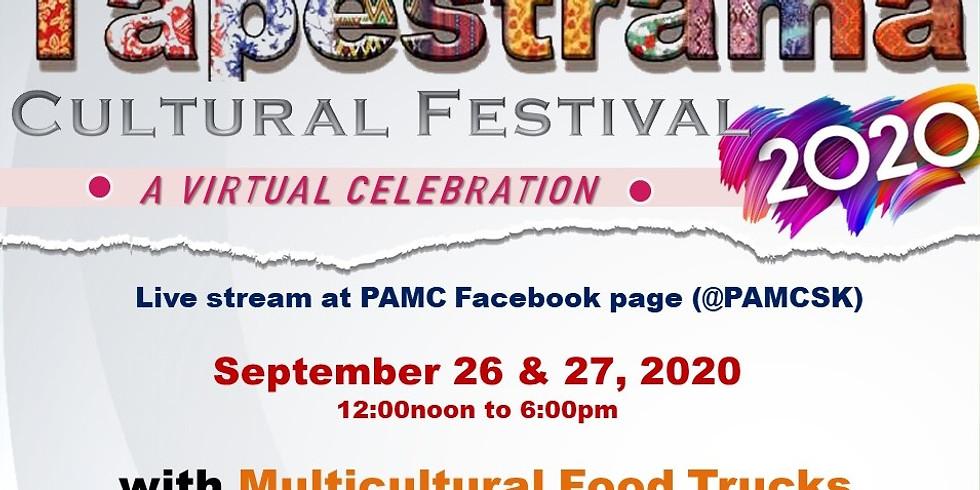 Tapestrama Cultural Festival (VIRTUAL EVENT)