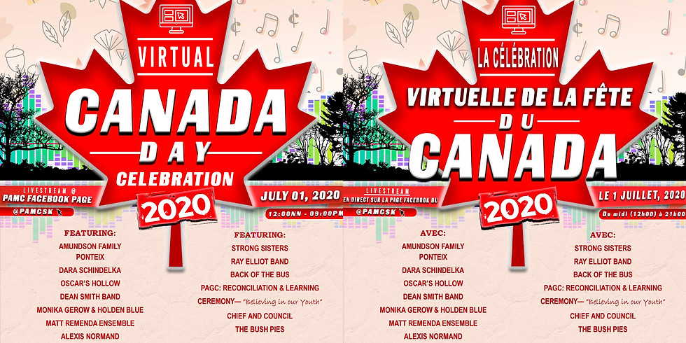 Canada Day 2020 (Virtual Event)