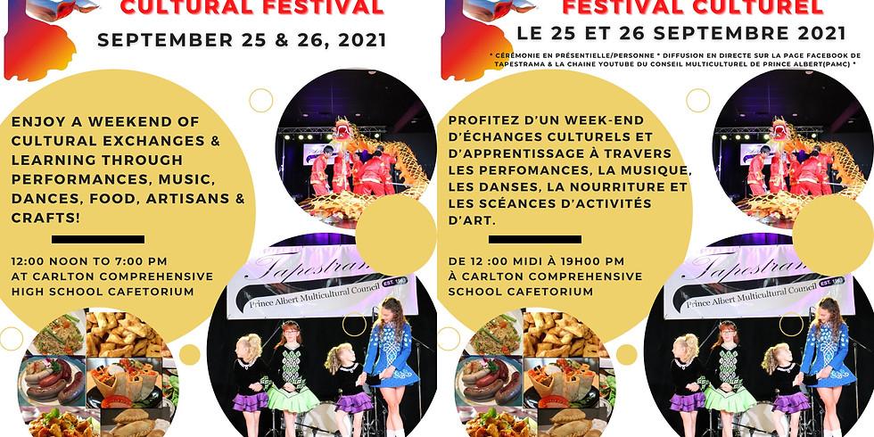 Tapestrama Cultural Festival 2021