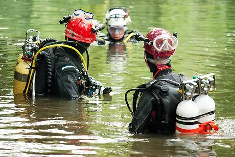 plongee souterraine paris plongée