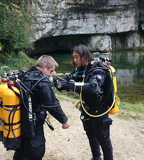 plongee souterraine paris plongée 3