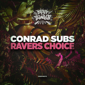 Conrad Subs - Ravers Choice EP