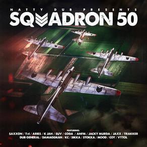 Squadron 50 - Various Artists