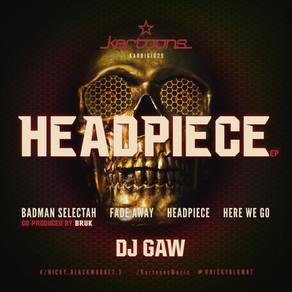 DJ GAW - Headpiece EP
