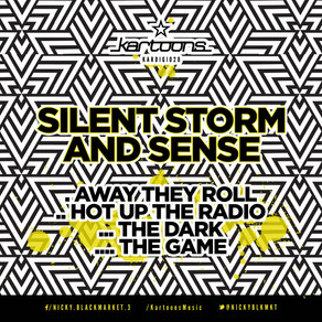 Silent Storm & Sense - Hot Up The Radio EP