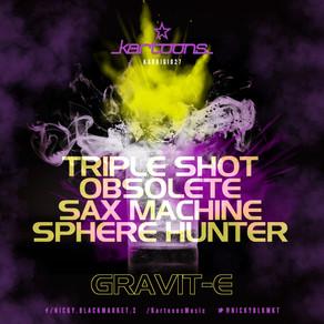 Gravit-E - Triple Shot EP