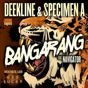 JC125 - Deekline & Specimen A Feat. Navigator - Bangarang