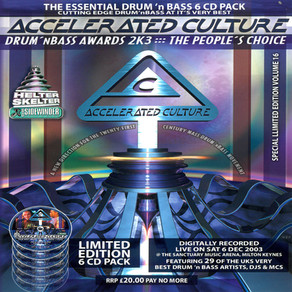 Accelerated Culture Drum & Bass Awards 2003 - The People's Choice