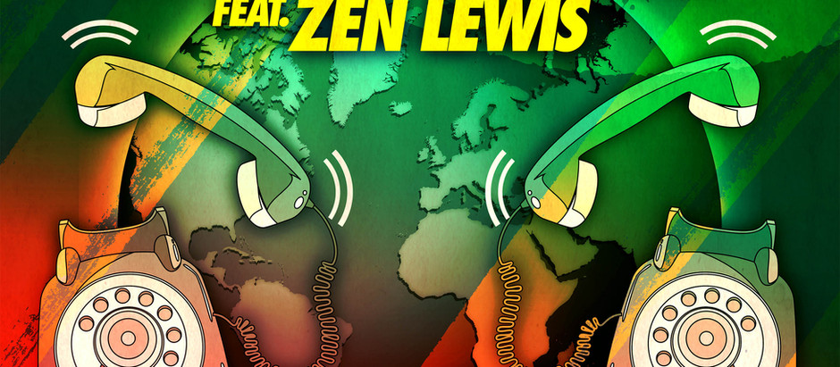 Jamie Bostron & Speaker Louis ft. Zen Lewis - Worldwide