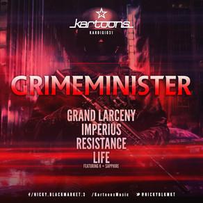 Grimeminister - Grand Larceny EP